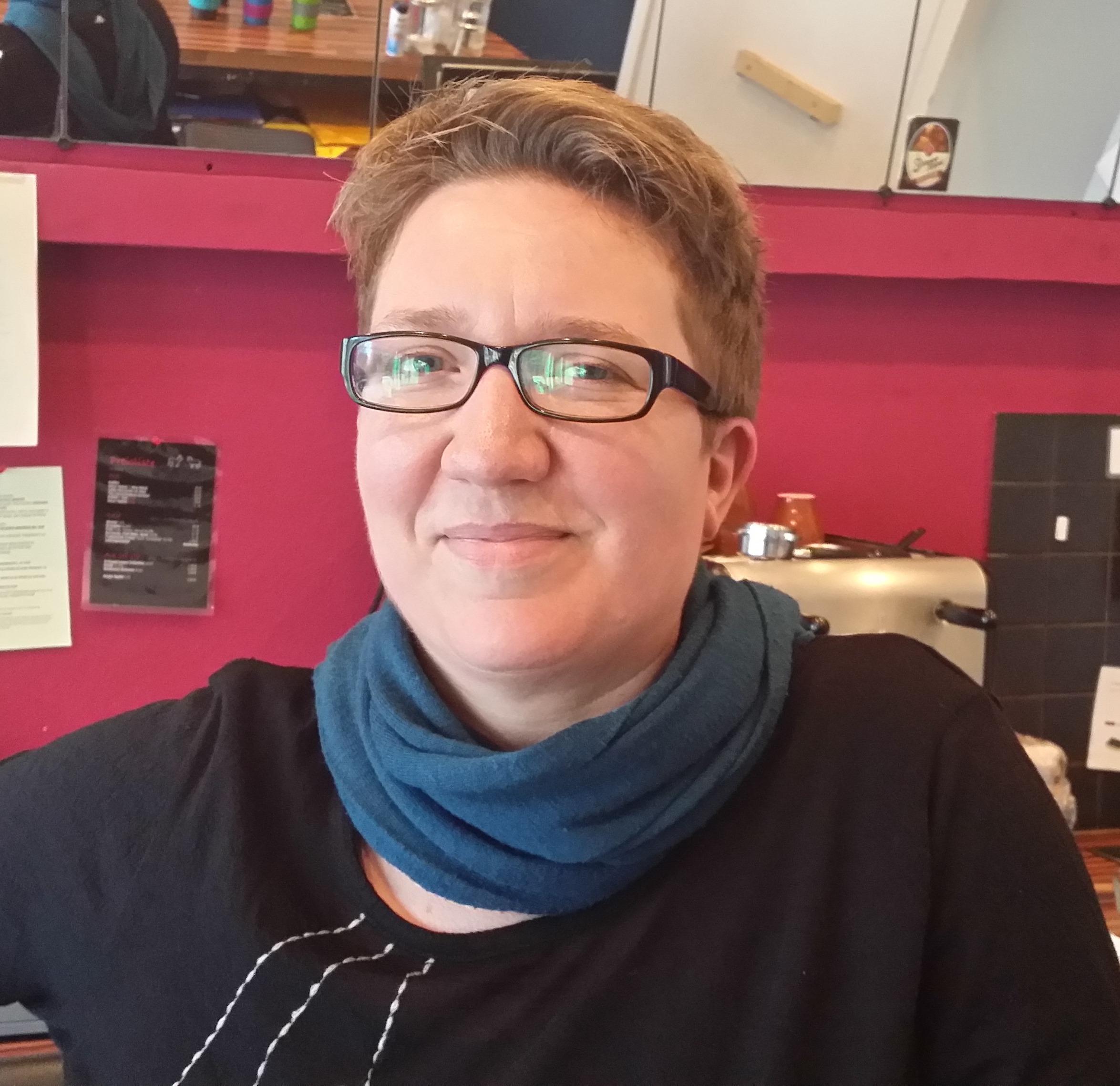 Kerstin Schultejans (Einrichtungsleitung)